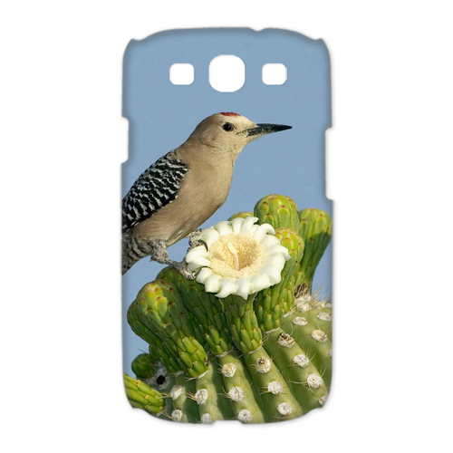 little bird Case for Samsung Galaxy S3 I9300 (3D)