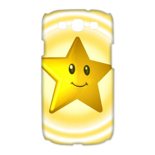 star face Case for Samsung Galaxy S3 I9300 (3D)