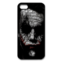 New Hot the Joker Batman iPhone 5 Cases Case for Iphone 5