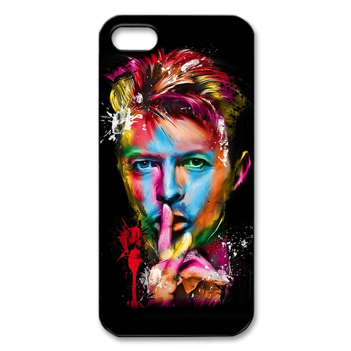 Dropship And Wholesale David Bowie Painting For Iphone 5