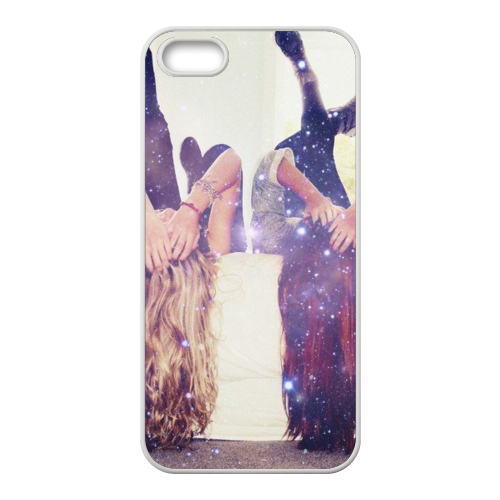 Fashion Paradise Custom Cases for iPhone 5S (TPU)