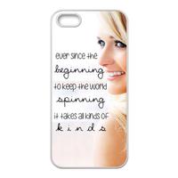 Miranda Lambert - All Kinds Of Kinds Custom Cases for iPhone 5S (TPU)