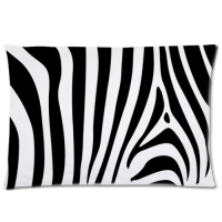 Custom Rectangle Pillow Cases 16x24 (one side)