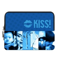 New Custom Zipper Sleeve for IPad1,IPad2,IPad3,IPad4 (one side)