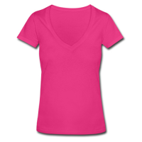 Custom Women's Deep V-neck Shirt Model T19