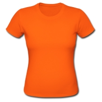 Women's Girlie Shirt Model T18