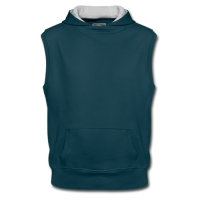 Men's Sleeveless Hoodie Model H11