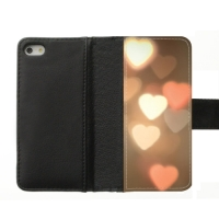 Custom Diary Leather Cover Case for IPhone 5S