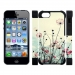 Custom Dual-Protective 3D Polymer Case for IPhone 5