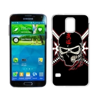 Plastic Case for Samsung Galaxy S5 (Laser Technology)