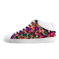 Custom Chukka Canvas Shoes Model003 ( Women)