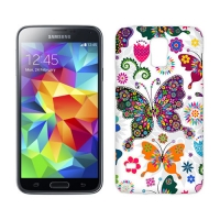 Custom Case for Samsung Galaxy S5 3D