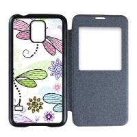 Custom Samsung Galaxy S5 Flip Cover Case