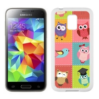 Custom Case for SamSung Galaxy S5 mini (Laser Technology)