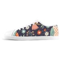 Custom Canvas Shoes for Men Model016