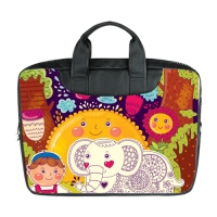 "Custom Bag for Laptop 17"" Model 1624(Two sides)"