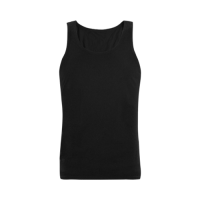 Custom Plus-size Men's Shoulder-Free Tank Top Model T33