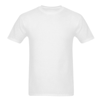 Custom Plus-size Men's Gildan T-shirt (USA Size)