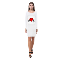 Custom Long Sleeve Nightdress Model D03