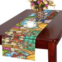 Custom Table Runner 16x72 inch