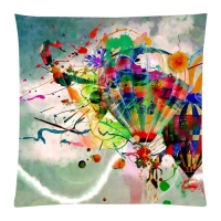 Custom Pillow Case 18x18 (one side)