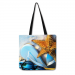 Custom Special Lightweight Shopping Tote Bag (Model 1660)