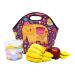 Custom Neoprene Lunch Bag/Small (Model 1669)
