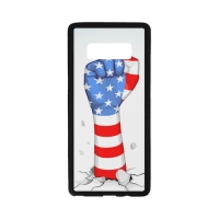 Custom Rubber Case for SamSung Note8 (Laser Technology)