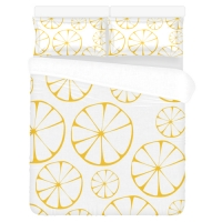 Custom 3-Pieces Bedding Set