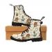 Custom Martin Boots for Kids (Black) (Model 1203H)