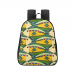 Fabric School Backpack (Model 1682) (Small)