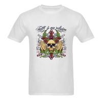 Men's T-shirt (USA Size) (Model T02)