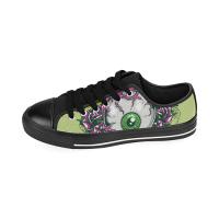 Custom Aquila Canvas Shoes for Men Model018
