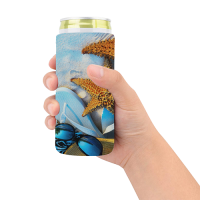 Neoprene Can Cooler 5 inch x 2.3 inch dia