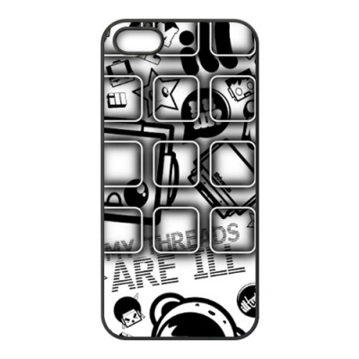 Custom Cases for iPhone 5S (TPU)