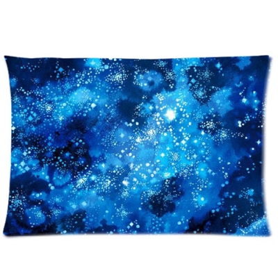Custom Zippered Pillow Cases 16x24 (Two sides)