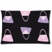 Custom Zippered Pillow Cases 20''x26'' (Twin Sides)