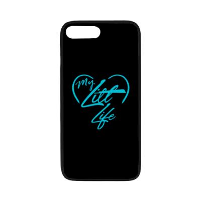 Custom Case for iPhone8 Plus (Laser Technology )