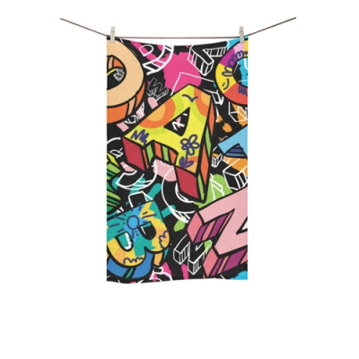 "Custom Towel 16""x28""(One Side)"