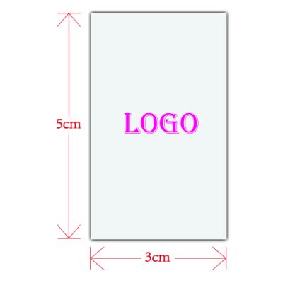 Custom Logo for Shoes Inner (3cm X 5cm)