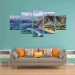 5 Piece Canvas Art Posters Z