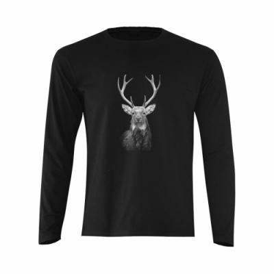 Custom Gildan Mens Long sleeve T-shirt(T08) Made In Aus